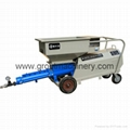 China electric screw grout pump for sale