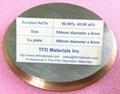 Arsenic telluride (As2Te3) target