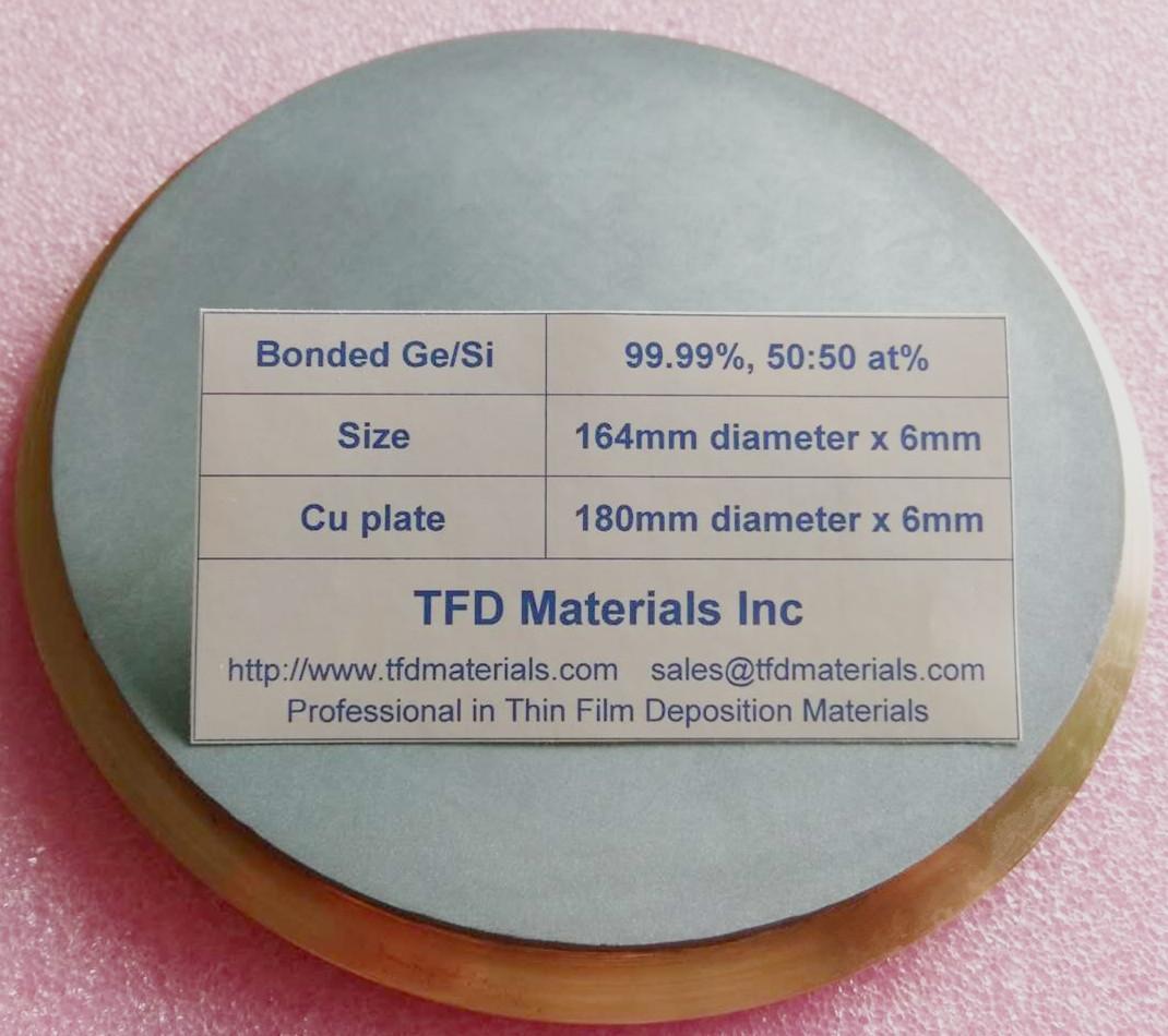 Germanium Silicide GeSi target