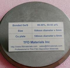 Germanium Sulfide GeS target