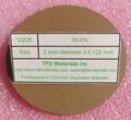 Vanadium Pentoxide V2O5 target VO2, V2O3