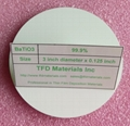 Barium Titanate BaTiO3 BTO target