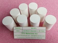Gallium Oxide Ga2O3 target rod