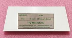 HfO2/Yb2O3, Yb6HfO11, Yb2Hf2O7 target