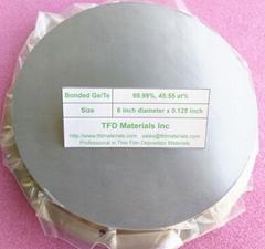 Germanium Telluride GeTe target
