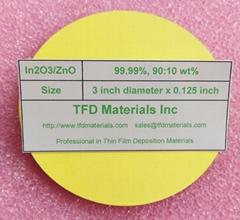 Indium Zinc Oxide IZO ta