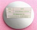 Tungsten silicide WSi2 target