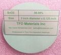 Tin Oxide SnO2 target