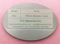 Niobium Tin Nb3Sn alloy target