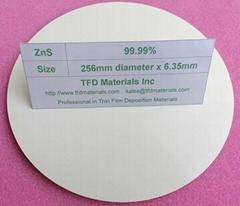Zinc Sulfide ZnS target