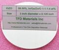 Indium Gallium Zinc Oxide IGZO target