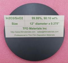 Indium Tin Oxide ITO target