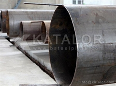 SM400A Carbon and low alloy steel pipe