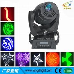 2016熱銷 90/120wLED電腦搖頭圖案燈 專業led舞臺燈光 舉報