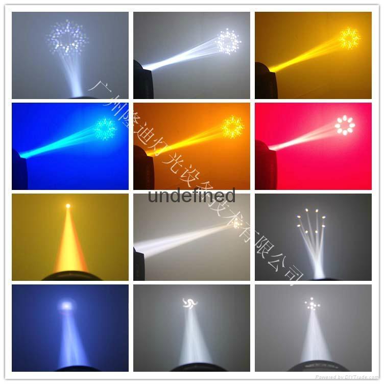 200W5R 高配電腦搖頭光束燈 搖頭燈led 舞臺燈光 婚慶設備 激光燈 3