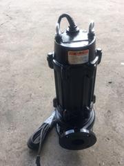 QW型无堵塞潜水排污泵