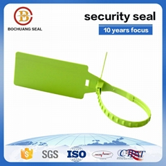 disposable plastic secur