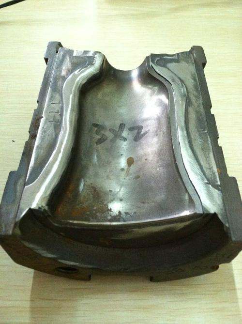 Agricultural machinery blades with wear resistance welding 5