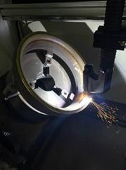 閥門葉片T800堆焊