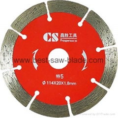 Concrete cut diamond Saw Blade