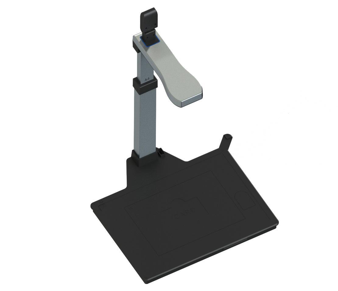 枫林F1020A3高拍仪高清像素 1