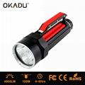 OKADU DT02 Magnet Switch Handheld Diving Torch 4000Lumen Led Diving Flashlight