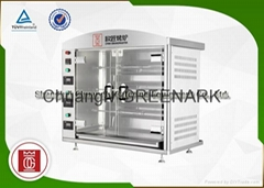 Electric  or Gas Chicken Rotisserie Oven
