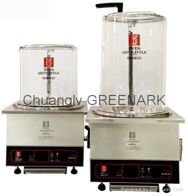 Electric Vertical Kebab BBQ Grill 1