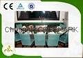 11 Seats LPG Heating Japanese Teppanyaki Grill Table 2