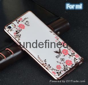 The Latest Shock for Millet 6/5c Shell Cover, Mobile Phone Shell 2