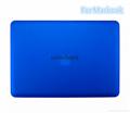 Macbook Air Pro Retina Matte Matte Hard Plastic Case. Crystal Rubber Case 2