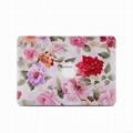 Macbook Pro New Crystal Transparent Rose Hard Case 12.13 Inch Laptop Bag 5