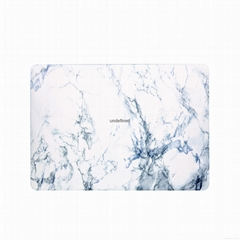 For Macbook Air New Gem Marble Rubber Hard Case