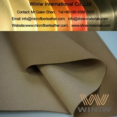 Absorbent Microfiber Leather Material for Shoe Lining & Insole