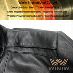 PU Faux Leather for Leather Jackets