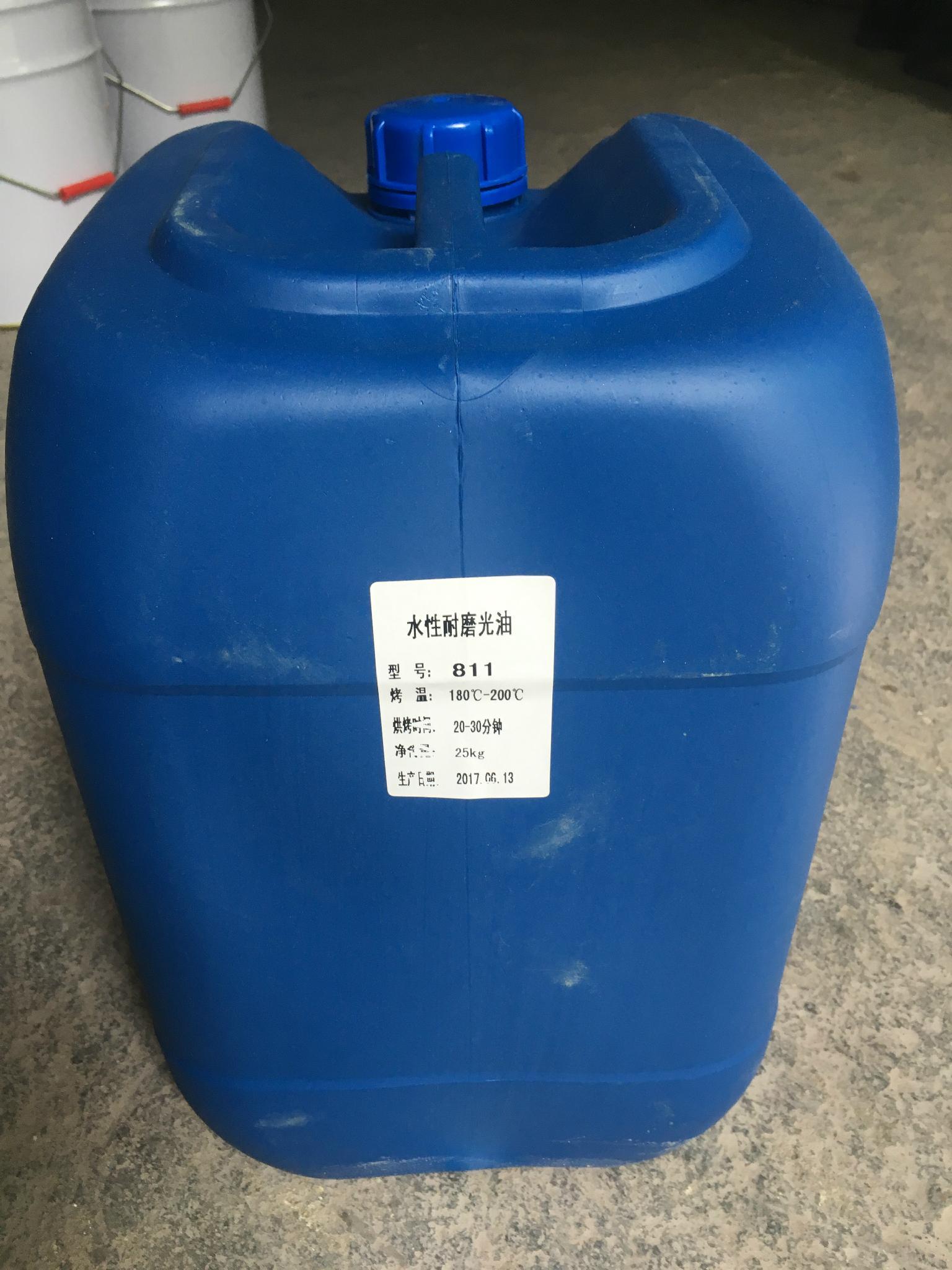 水性耐磨光油 1