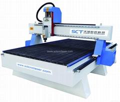 SCT-W1325 Solid wood CNC