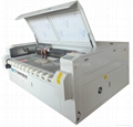 SCT-F1810 Double head textile laser cutting machine