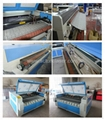 SCT-F1810 Double head textile laser cutting machine 4