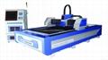 SCT-F3015 Fiber Laser Cutting Machine