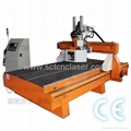 SCT-L1325 Carrousel ATC woodworking cnc router