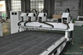 SCT-L1325 China Linear Type ATC 1325 3D wood cnc router
