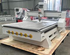 SCT-W1530 high quality 3d wood engraving machine