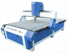 SCT-W1325 hobby 3d wood carving cnc router