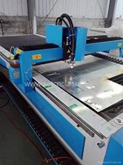 SCT-P1212 Low Cost Metal Sheet Plasma Cutting Machine