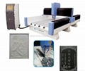 SCT-S1325 Heavy-duty tombstone 3d carving machine