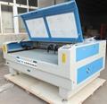 SCT-F1610 1600*1000mm 80w cloth Laser Cutting Machine