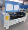SCT-C1610 Wood acrylic mdf steel laser cutting machine
