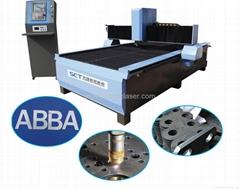 SCT-P1530 China Plasma Cutting Machine 1500*3000MM CNC Plasma Cutter for Metal