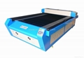 SCT-C1325 1300x2500mm Size 150w CO2 Laser Cutting Machine